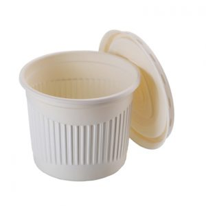 Soup Bowl 500 ML With Lid
